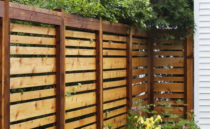 Ever Have Build Our Fence Style Awesome