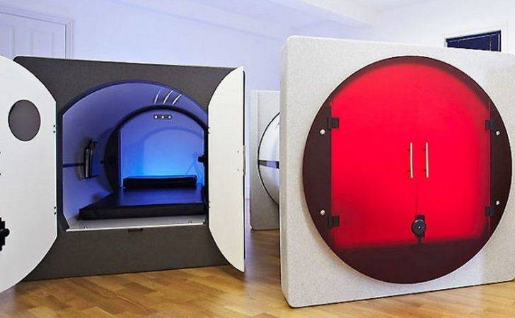 Every Office Airport Should Have Podtime Sleeping Pod