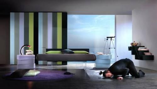 Everything Float Lago Floating Bed Minimalist Bedroom