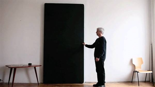 Evolution Door Artist Reinvents Using Innovative
