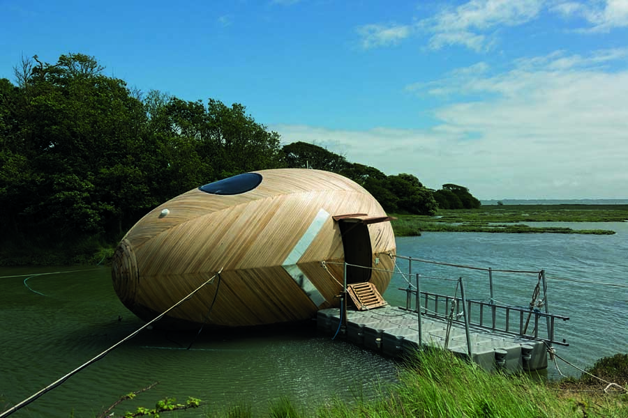 Exbury Egg George Clarke Amazing Spaces Cool Home