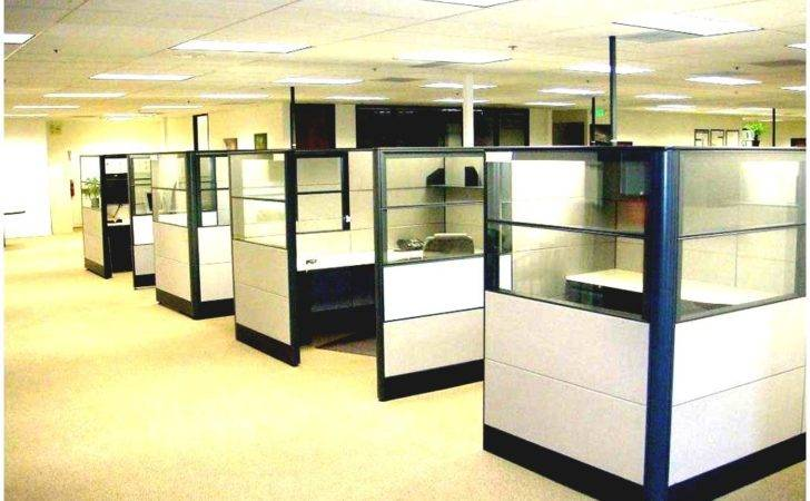 Excellent Office Interior Cubicles Home Design