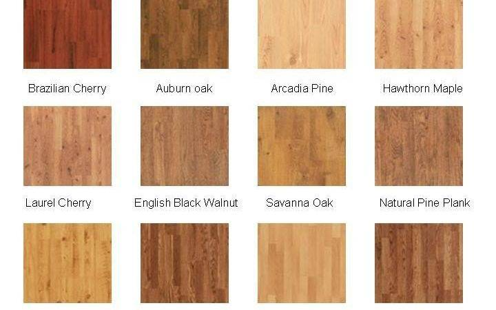Exceptional Types Wood Floor Laminate Flooring