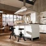 Exclusive Italian Kitchen Modern Comfort Vintage Elegance