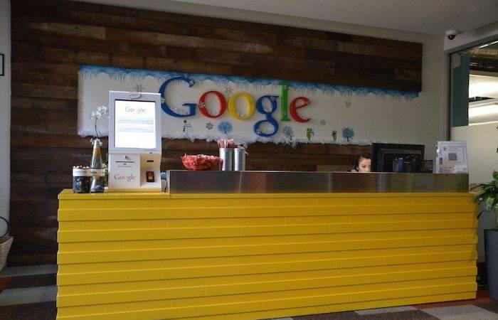 Exclusive Tour Google Headquarters Mountain
