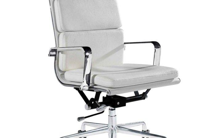 Executive Leather Office Chair Furniture