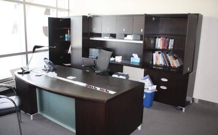 Executive Office Interior Design Modern