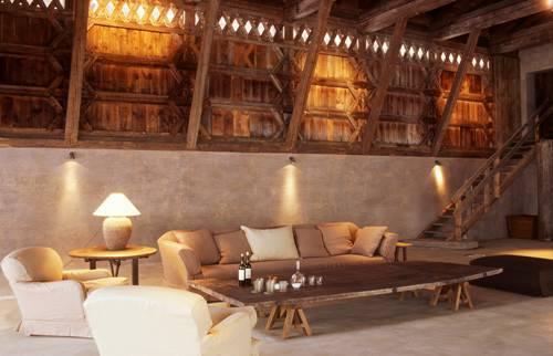 Exellent Home Design Modern Minimalist Swiss Chalet
