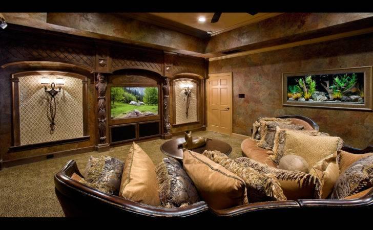 Exotic Interior Decoration Aquarium