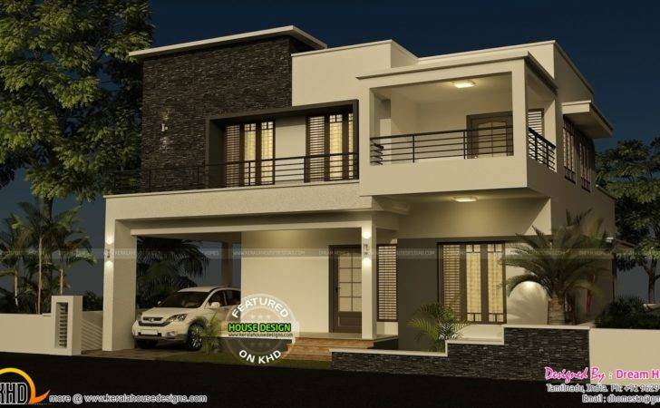 Explore House Front Elevation Flat More