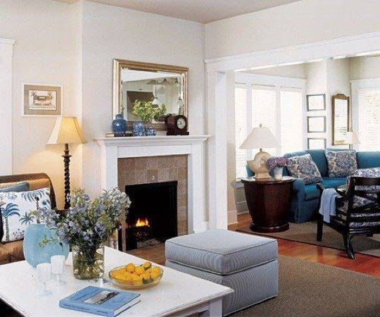 Exquisite Living Room White Coffee Table Coronado House Remodel