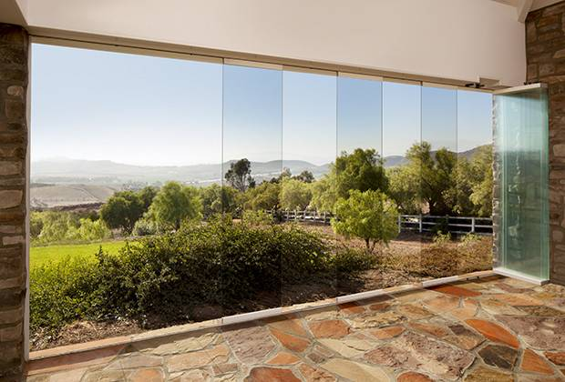 Exterior Glass Wall Systems Panels Interior