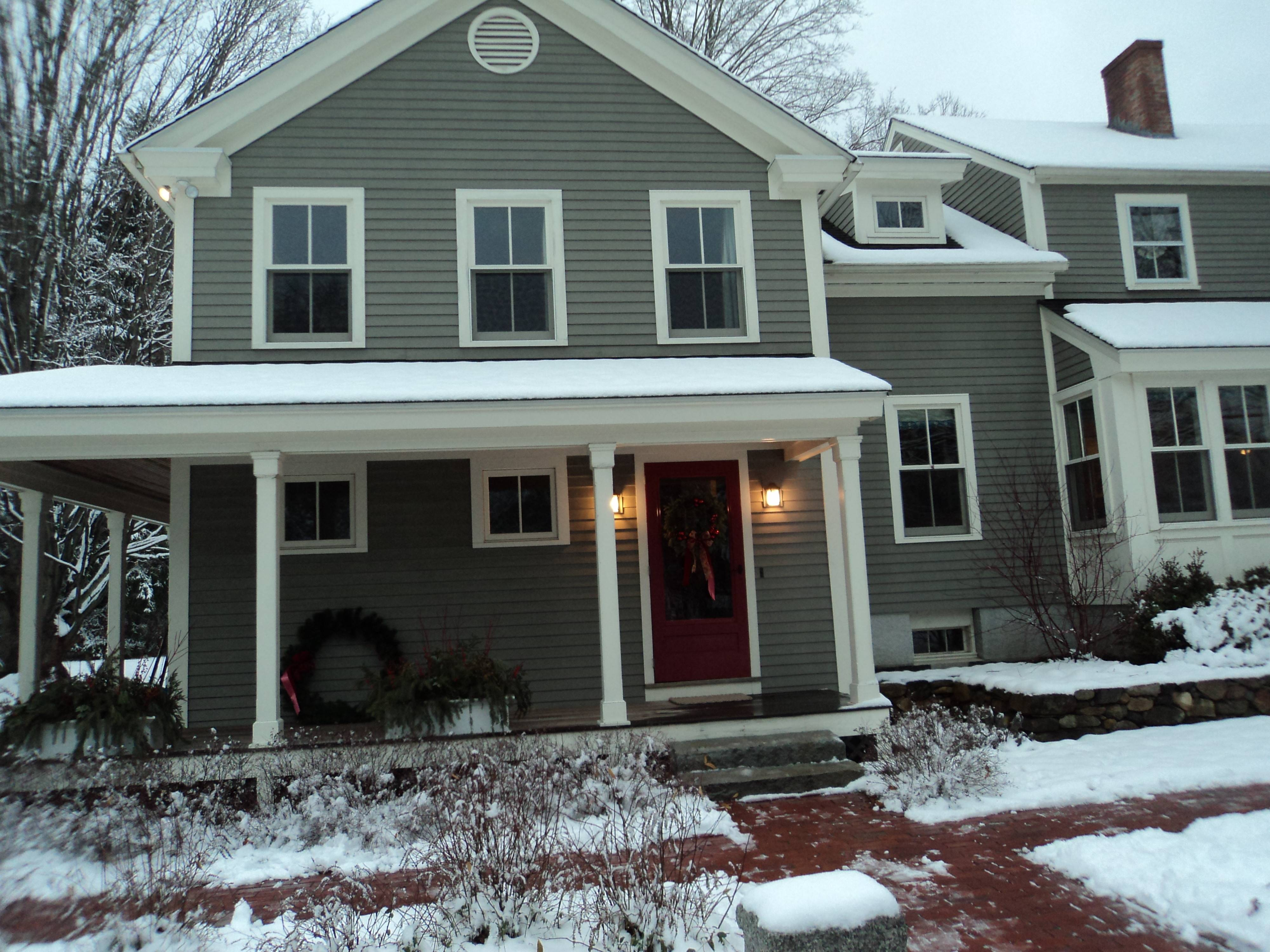 Exterior Paint Colors Lauren Huyett Interiors