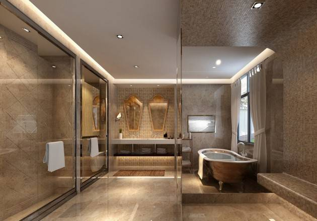 Extravagant Bathroom Ceiling Designs Fall Love