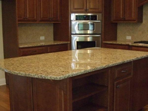 Extravagant Wooden Cabinets Small Kitchen Island Ideas