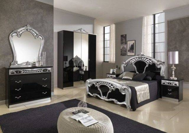 Extremely High Class Mirrored Furniture Design Your Bedroom
