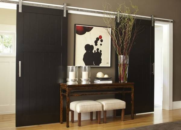 Eye Design Decorate Sliding Barn Doors