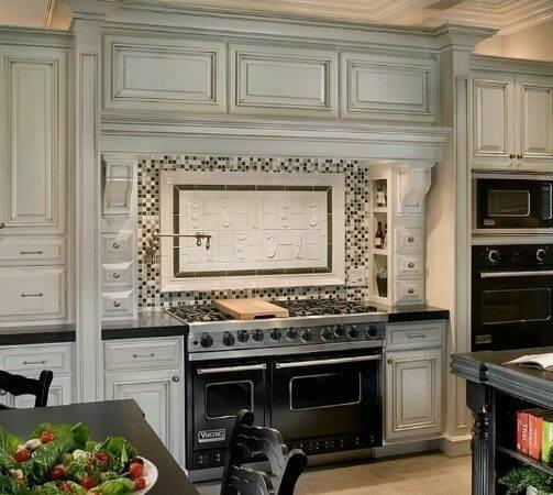Fabulous Kitchen Black Range Countertop