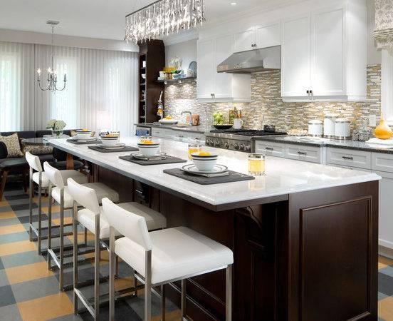 Fabulous Kitchens Transitional Kitchen Toronto Brandon