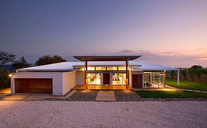 Fabulous Modern Contemporary Modular Homes Glass Wall Wooden