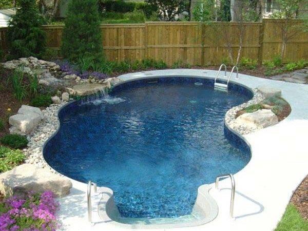 Fabulous Small Backyard Designs Swimming Pool Scaniaz