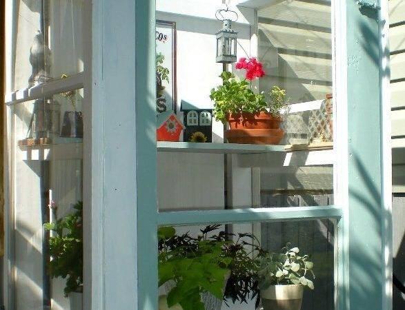 Fabulous Ways Repurpose Old Windows Turn Into Green