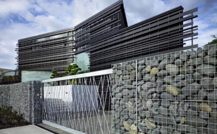Fabulously Modern Glendowie House Bossley Architects Wave Avenue