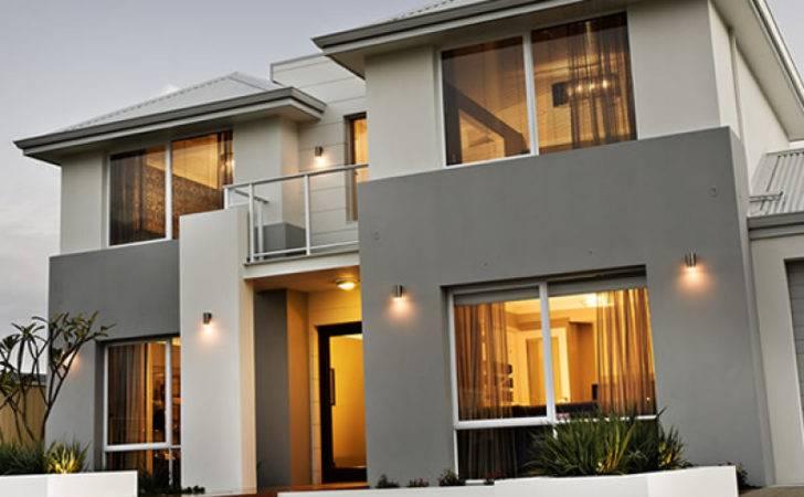 Facades Brick Designs Likewise Modern House Design