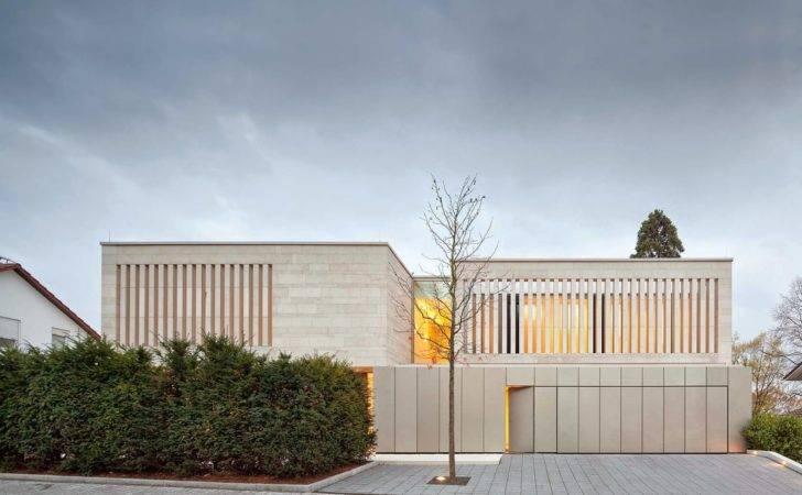 Facciata Pietra Architekten Wannenmacher Ller House