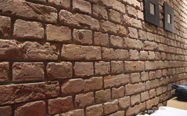 Fake Brick Wall Panels Dreamwall Wallcoverings Difference