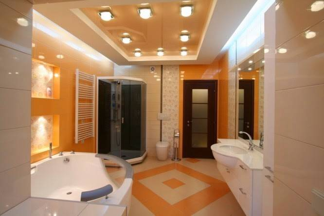 Fall Ceiling Designs Small Bathroom Design Ideas