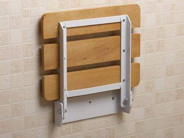 False Brick Wall Ideas Mounted Folding Table Fold