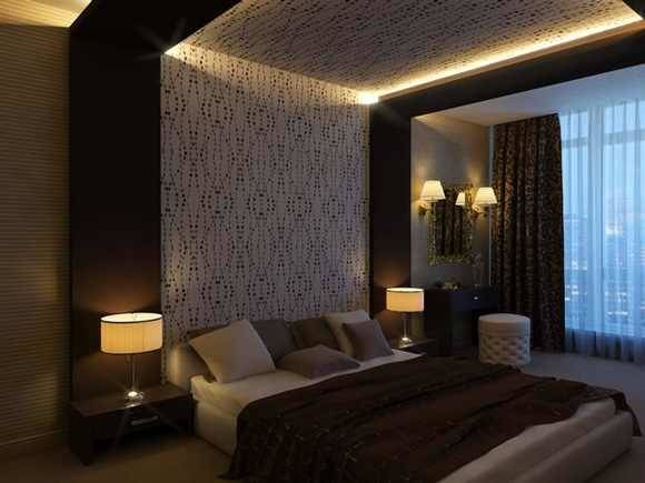 False Ceiling Designs Bedroom Interior Room Design Ideas