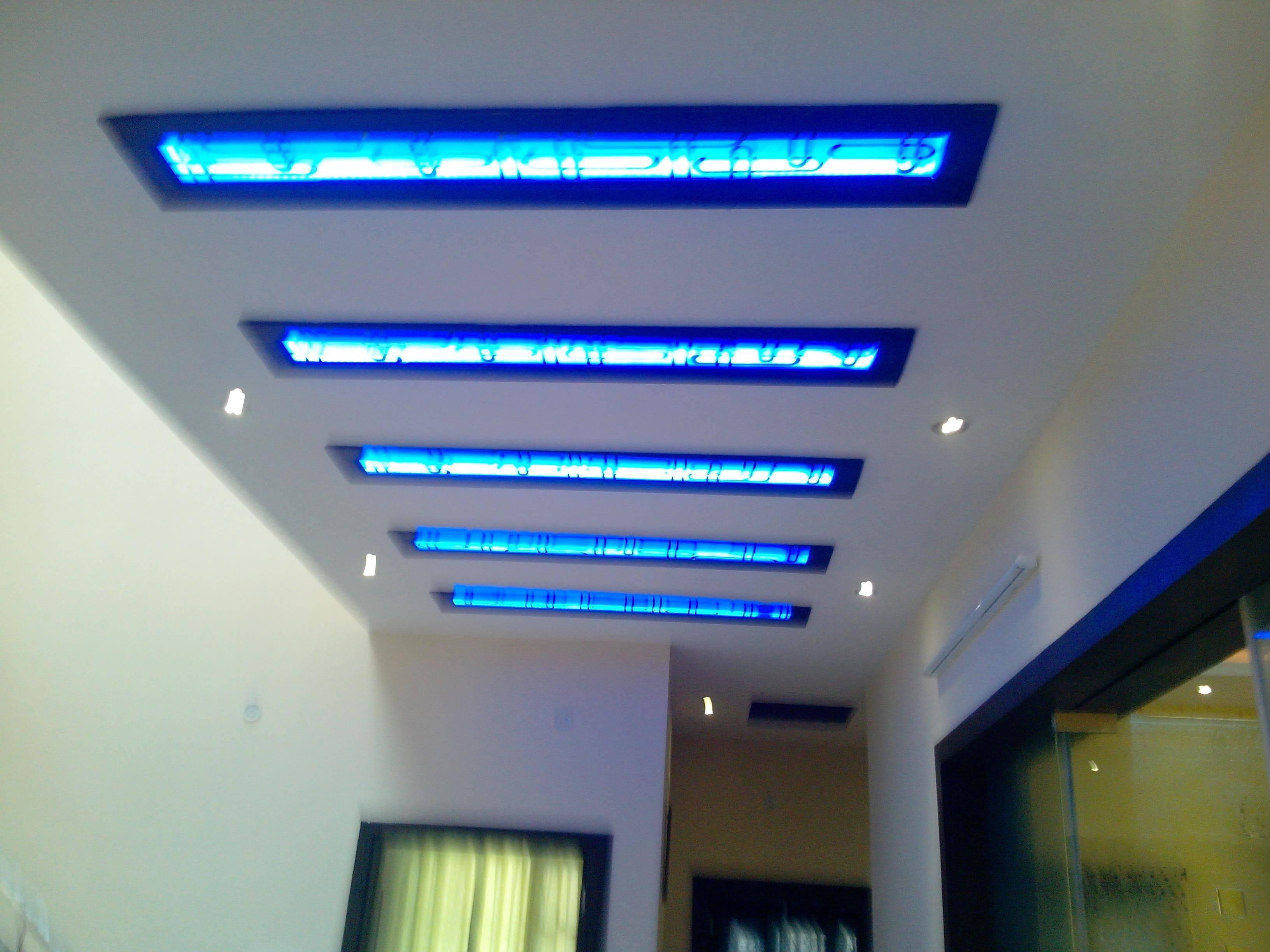 False Ceiling Designs Entrance Lobby Fall