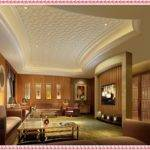 False Ceiling Designs Gypsum Living