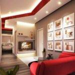 False Ceiling Designs Lighting Small Rooms