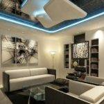 False Ceiling Designs Living Room Interior Creative