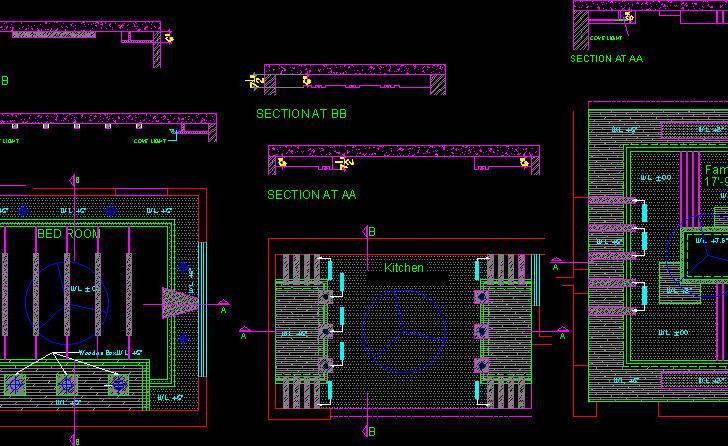 False Ceiling Details Sparkarc Construction Ceilings