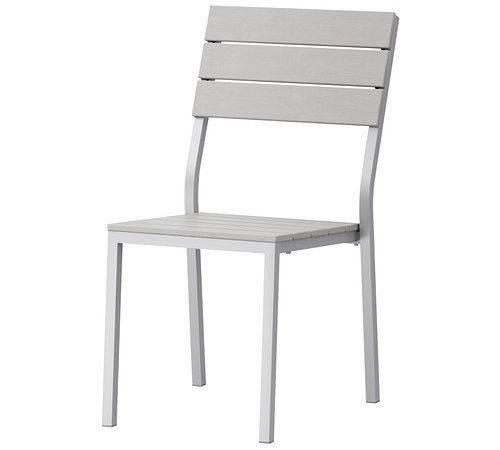 Falster Cadeira Exterior Ikea Pode Empilhar Que Permite Poupar