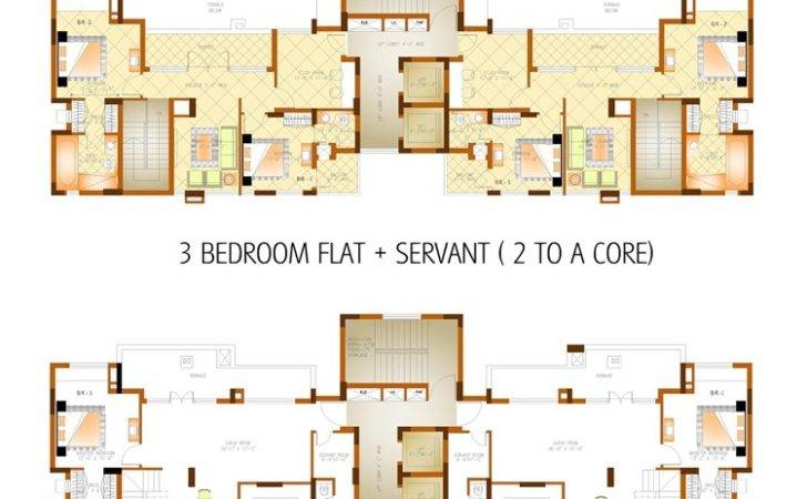 Famous Luxury Penthouse Floor Plans Jpeg