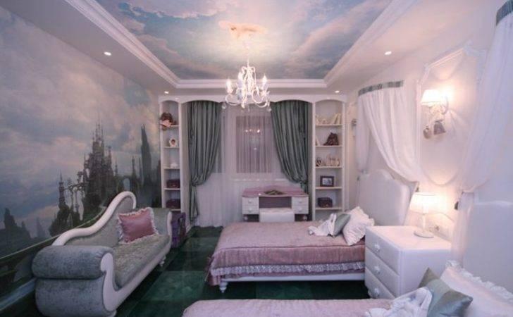 Fantasy Bedroom Amazing Rooms Pinterest