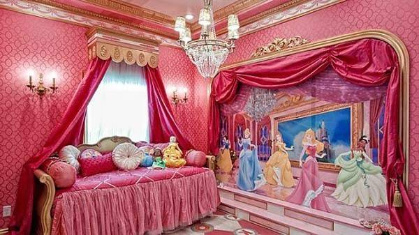 Fantasy Bedroom Idea Children Room