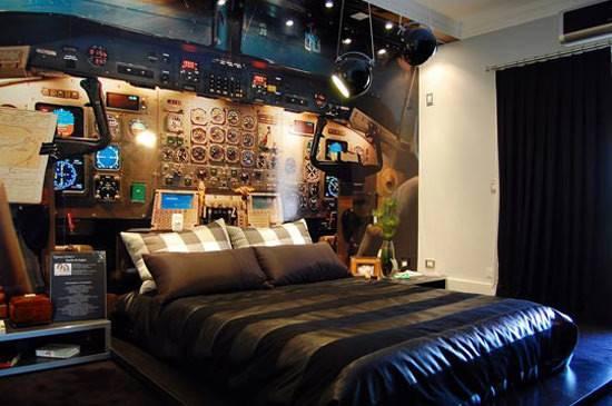Fantasy Bedrooms Geeks Would Die Hongkiat