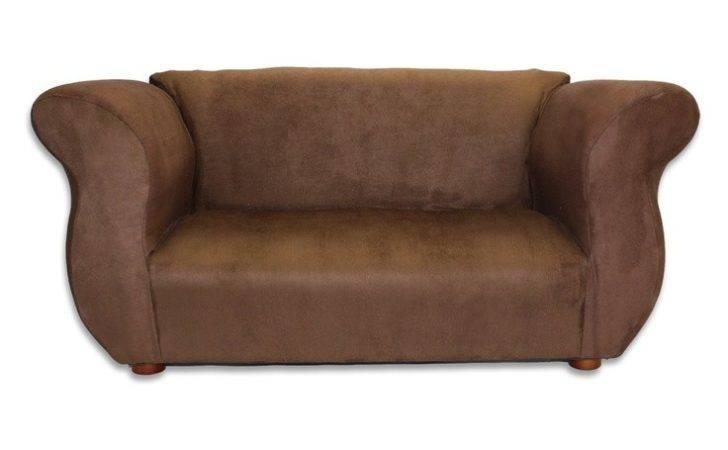 Fantasy Furniture Fancy Sofa Brown Childrens Chairs Hayneedle