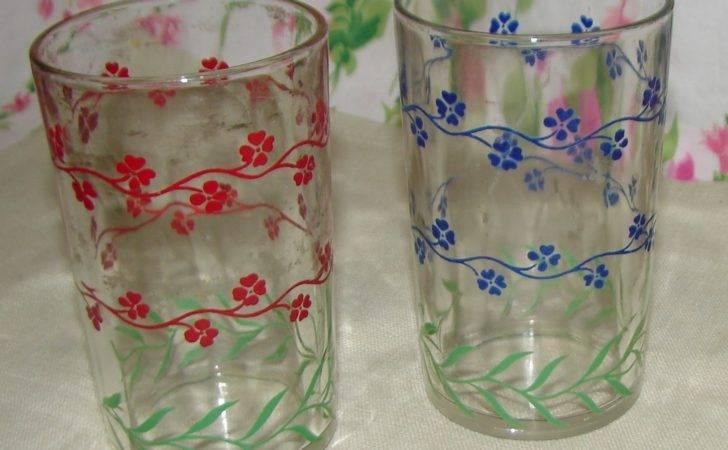 Farm Girl Pink Swanky Swigs Those Wonderful Kraft Glasses