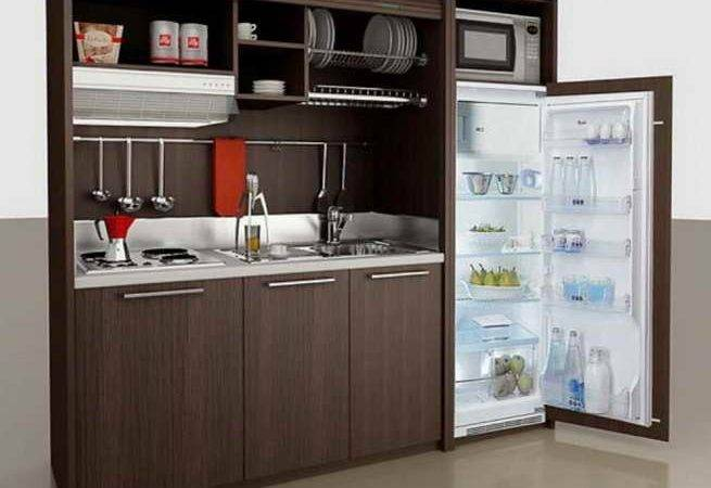Fascinating Compact Kitchen Units Ideas