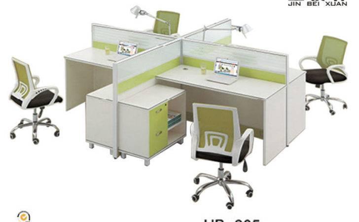 Fashion Design White Color Person Office Workstation Buy