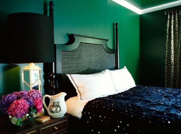 Fashion Interiors Golden Globe Emerald Design Trend Report