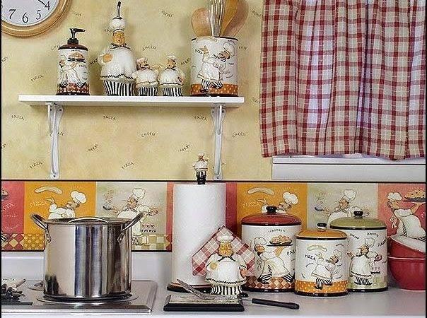 Fat Chef Bistro Decorating Ideas Kitchen Decor Italian