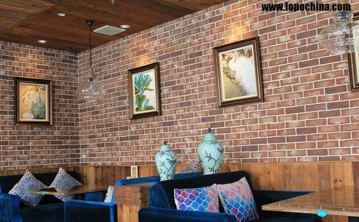 Faux Brick Favorite Interior Designer Lopo China
